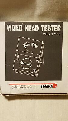 Tenma Video Head Tester Model 72-550