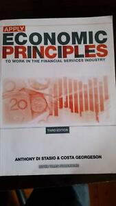 Principles to economics textbooks gumtree australia free local principles to economics textbooks gumtree australia free local classifieds fandeluxe Images