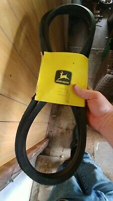 New Oem John Deere Cotton Stripperplatformmower Drive Belt E58483 Models Below