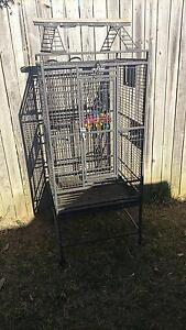 Parrot/galah cage good condition Narangba Caboolture Area Preview