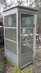 PMG or Telecom  Old Telephone Box Karalee Ipswich City Preview