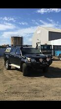 Hilux SR5 with many extras Campbellfield Hume Area Preview