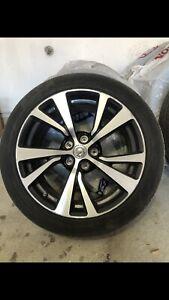 Nissan Maxima tires  245/45/r18