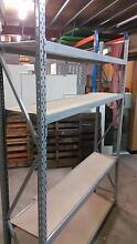 6 x Near New Warehouse racking | 4 shelf racks | excellent cond. Waterloo Inner Sydney Preview