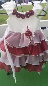 Girls Party Dress Moonah Glenorchy Area Preview