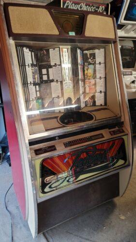 Rockola Legend 7000 100 CD Jukebox, Atlanta, (needs repair, missing mpu) (#112)
