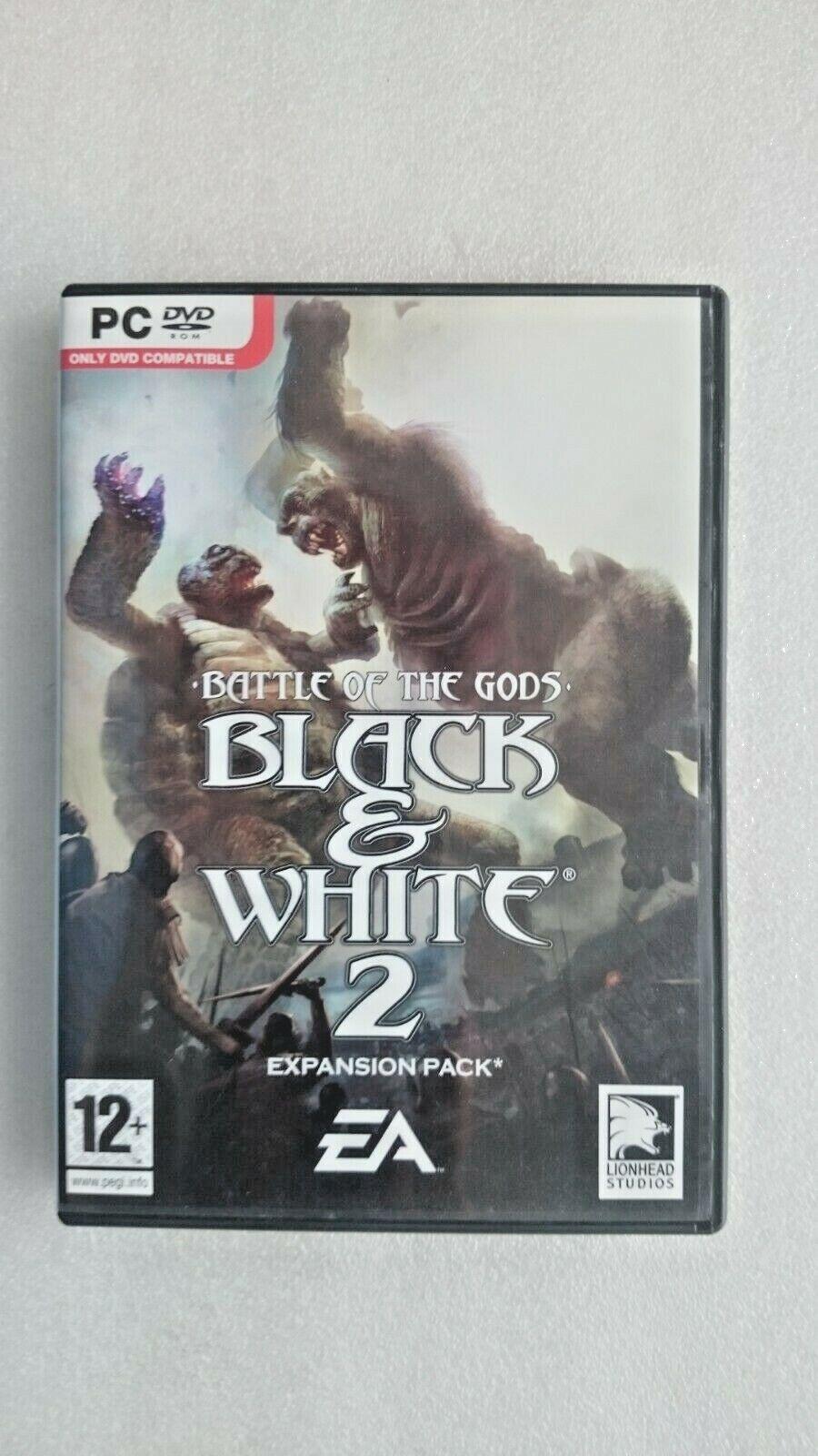 Black & White 2: Battle of the Gods Expansion Pack  (PC: Windows, 2006)