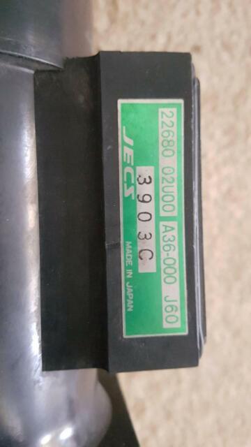 R32 R33 S1 MAF Skyline AFM Air Flow Meter 22680-02U00 RB20DET RB25DET Series 1