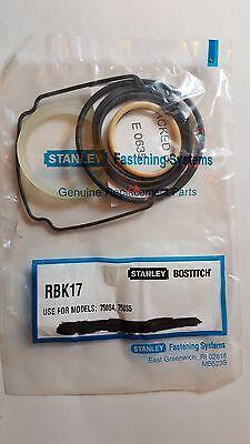 Bostitch Rbk17 Rebuild Kit Pneumatic Stapler 750 Series And 765s5 Air Tools