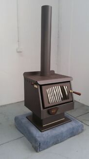 Jarrahdale Rhapsody wood Heater Campbellfield Hume Area Preview