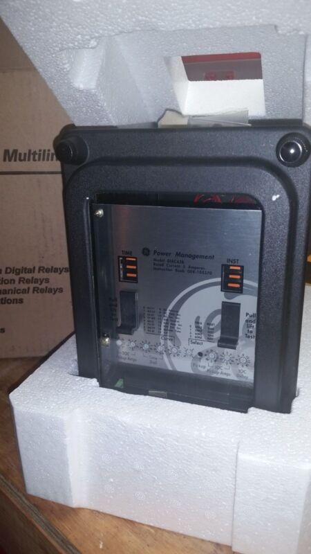 NEW General Electric DIACA5B Power Management Relay GE 50/60 Hz