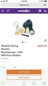 Excellent condition Madela Swing Breast Pump