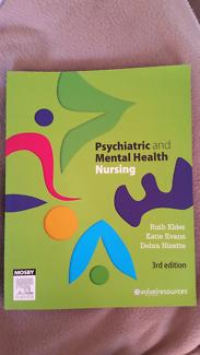 Psychiatric and Mental Health Nursing - 3rd Edition