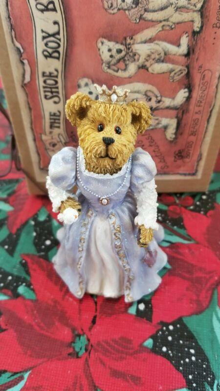 "Boyds The Shoe Box Bears ""Cinderellie"" style #3240"