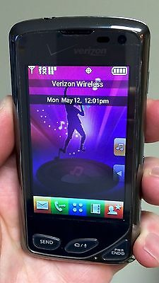 LG Chocolate Touch VX8575 - Purple (Verizon) Cellular Phone