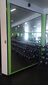 $400 BRAND NEW!! 6mm Gym Mirrors 8ft 20 Glebe Inner Sydney Preview