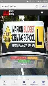 Marion Budget Driving School Sturt Marion Area Preview