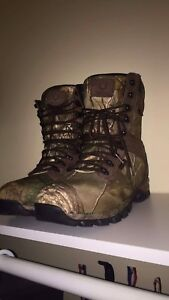 Hunt shield winter/hunting boots brand new