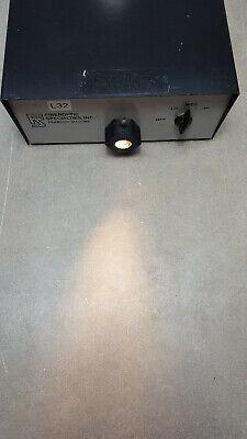 Fiberoptic Specialties Transformer Fiber Optic Light Source 50w.1