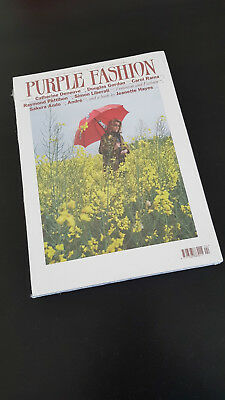 Purple Fashion Magazine Issue 24 (Fall/Winter 2015/2016) Catherine Deneuve Cover