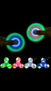 Rechargeable Bluetooth Led Fidget Spinner Hamlyn Terrace Wyong Area Preview