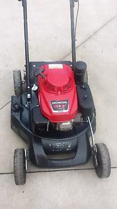 Victa powered by Honda GXV160 mower Leumeah Campbelltown Area Preview