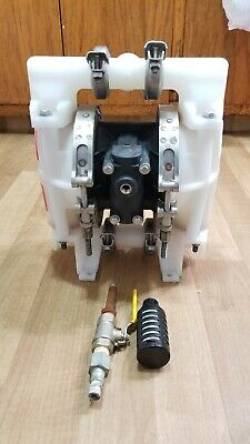 Wilden1 Air Operated Double Diaphragm Pump Read Desc