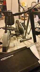 Gym equipment x 3 Campbelltown Campbelltown Area Preview