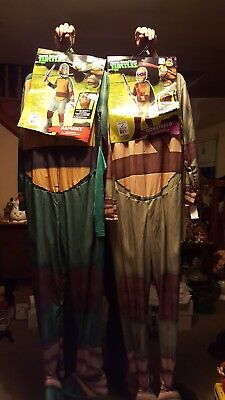 Teenage Mutant Ninja Turtles Halloween Costumes set of 4 - Costumes 4 Halloween