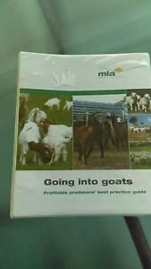 Going into Goats - MLA publication Kununurra East Kimberley Area Preview