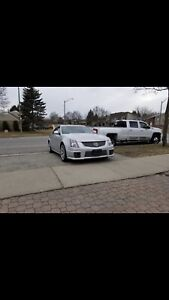 2009 Cadillac CTS-V, Manual, 700+ HP, 131,xxx Kms, Clean Title