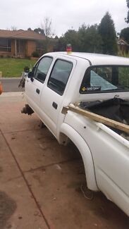 1998 toyota hilux Whittlesea Whittlesea Area Preview