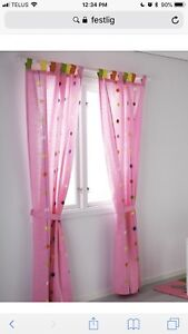 IKEA Festlig Curtains