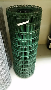 Green Fence Mesh
