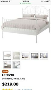 Ikea King Bed