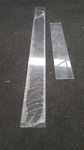 Perspex Clear Sheets in various sizes 1mm thickness STARTING $5 Doveton Casey Area Preview