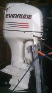 Evinrude 175 hp Direct Injection XL Low Hrs 2006 MY Osborne Park Stirling Area Preview