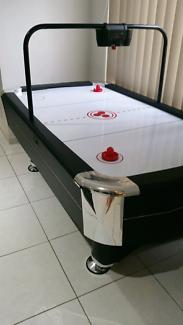 Air hokey table