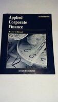 Applied Corporate Finance - Second Edition -  - ebay.it