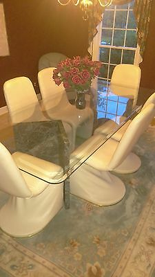 Glass Top Dinette Sets (Dinette Set Glass Top and ORIENTAL Wool)