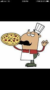 Pizza cook / driver