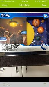 Ceiling light - brand new solar system ceiling light Ashfield Ashfield Area Preview