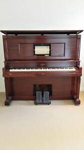 Pianola JP Browning Eufonola Scarborough Stirling Area Preview