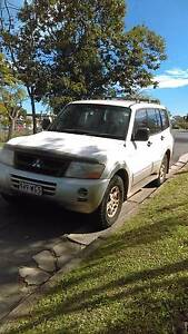2003 Mitsubishi Pajero Wagon Yeerongpilly Brisbane South West Preview