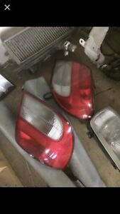Tail liGHT Subaru Impreza WRX