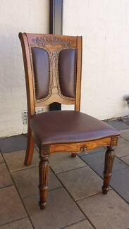 5 dining chairs Kambah Tuggeranong Preview