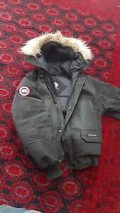 Canada goose jacket bomber style size medium men