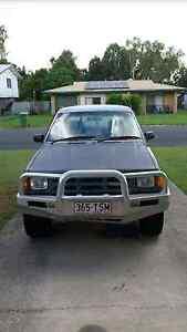 1994 Mazda Bravo Plus B2600 Dual Cab Ute Mackay Mackay City Preview