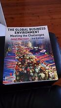 The Global Business Environment: Meeting the Challenges 3rd Editi Coogee Eastern Suburbs Preview