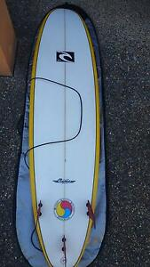 Ripcurl 7'6 mini mal good condition Eight Mile Plains Brisbane South West Preview